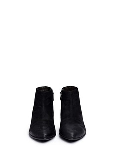 Marsèll 'Mick Jagger' pointed toe leather ankle boots