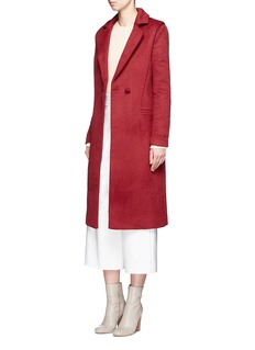 C/Meo Collective  'Better Off' felted wool blend coat
