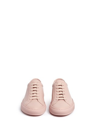 Common Projects-'Original Achilles' leather sneakers