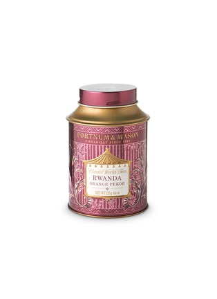 Fortnum & Mason - Rwanda Orange Pekoe loose leaf tea tin