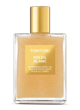 Main View - Click To Enlarge - Tom Ford Beauty - Soleil Blanc Shimmering Body Oil 100ml