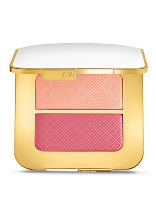 Main View - Click To Enlarge - Tom Ford Beauty - Sheer Cheek Duo − Bicoastal
