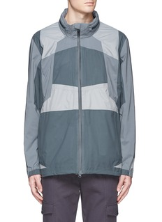 Adidas By White MountaineeringPatchwork shell jacket