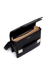 'Madame Mini Polo' leather shoulder bag