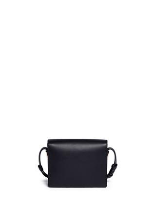Back View - Click To Enlarge - Delvaux - 'Madame Mini Polo' leather shoulder bag
