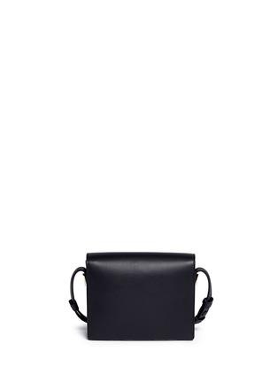 Delvaux-'Madame Mini Polo' leather shoulder bag