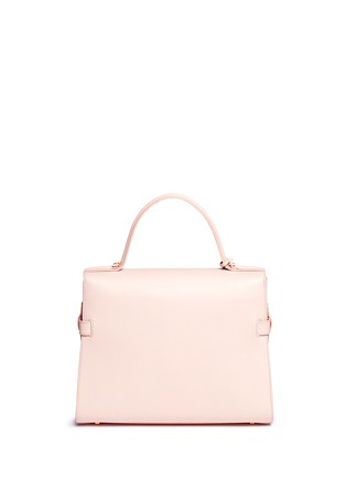 Back View - Click To Enlarge - Delvaux - 'Tempête GM' leather bag