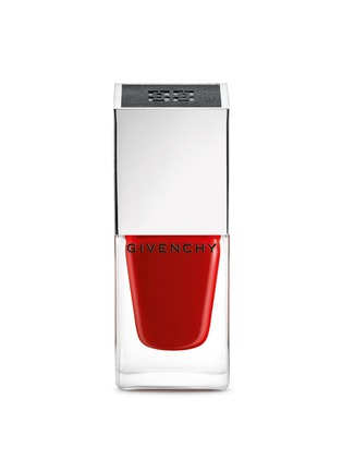 Givenchy Beauty - Le Vernis Intense Color Nail Lacquer - 06 Carmin Escarpin