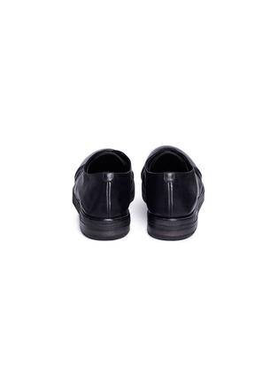 Marsèll-'Zucca Zeppa' cap toe leather Derbies