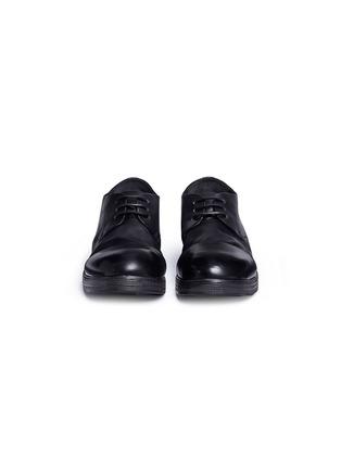 正面 -点击放大 - MARSÈLL - 真皮包头德比鞋