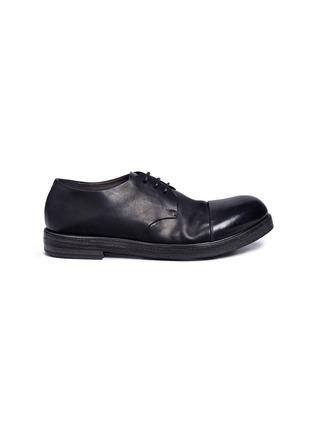 首图 - 点击放大 - MARSÈLL - 真皮包头德比鞋