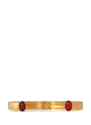 Main View - Click To Enlarge - Ela Stone - Liad' stone adjustable cuff