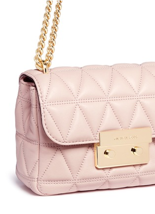 - Michael Kors - 'Sloan' small quilted leather chain crossbody bag