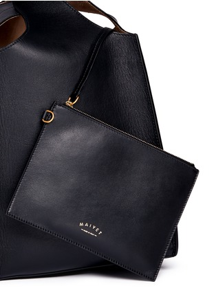 - MAIYET - 'Sia Hobo' leather bag