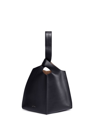 Main View - Click To Enlarge - MAIYET - 'Sia Hobo' leather bag