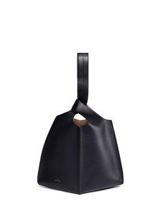 MAIYET Sia Hobo Leather Bag