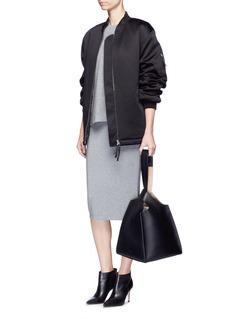 MAIYET'Sia Hobo' leather bag