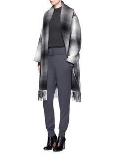MAIYETCashmere knit jogger pants