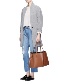 MAIYET 'Sia East/West Shopper' leather tote