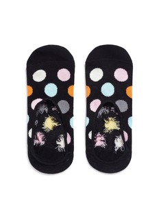 Happy Socks Big polka dot liner socks