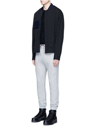 Figure View - Click To Enlarge - Acne Studios - 'Kite' cashmere knit sweater