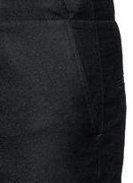 'Pace' drawstring cuff wool pants