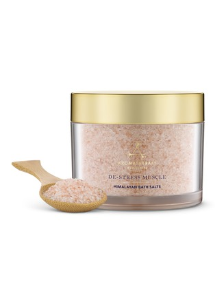 Main View - Click To Enlarge - Aromatherapy Associates - De-Stress Muscle Himalayan Bath Salts