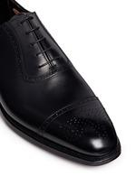 'Adam' leather brogue Oxfords