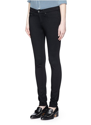 Front View - Click To Enlarge - rag & bone/JEAN - 'Legging' stretch twill pants