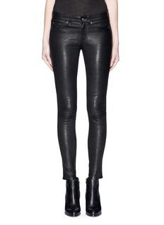 rag & bone/JEAN'Skinny' leather pants