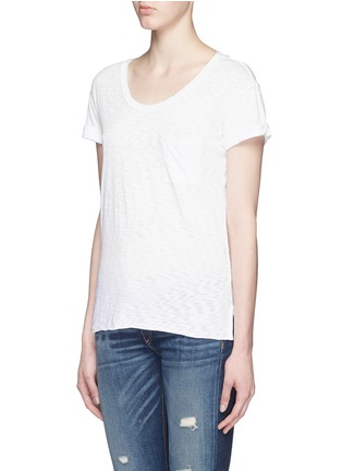 Front View - Click To Enlarge - rag & bone/JEAN - 'The Pocket' T-shirt