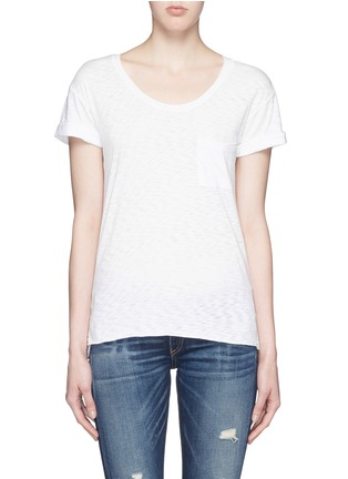 Main View - Click To Enlarge - rag & bone/JEAN - 'The Pocket' T-shirt