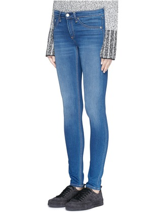Front View - Click To Enlarge - rag & bone/JEAN - 'Skinny' stretch denim jeans
