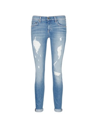 Main View - Click To Enlarge - rag & bone/JEAN - 'The Dre' boyfriend skinny jeans