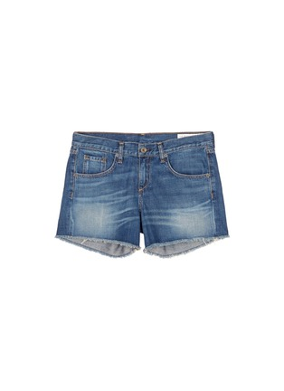 Main View - Click To Enlarge - rag & bone/JEAN - 'Boyfriend' cutoff denim shorts