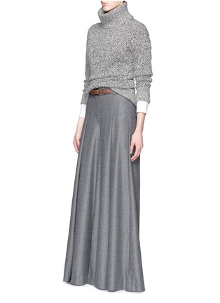 Figure View - Click To Enlarge - J.CREW - Collection ultra-wide-leg pant in Italian wool