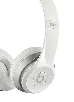 细节 –点击放大 - BEATS - SOLO² 头戴式耳机