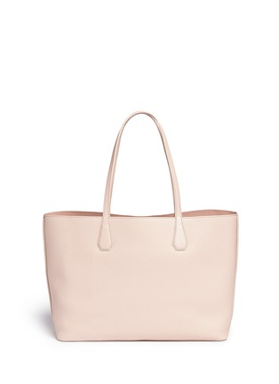 Back View - Click To Enlarge - Tory Burch - 'Perry' grainy leather tote