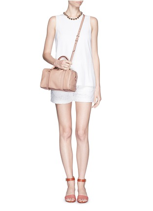 - Tory Burch - 'Brodie' small leather satchel