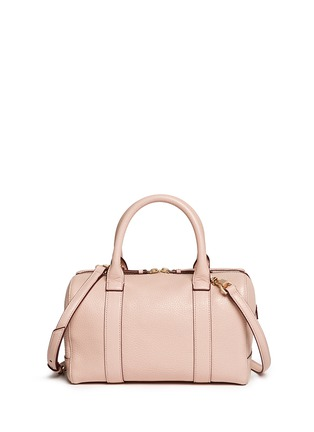 Back View - Click To Enlarge - Tory Burch - 'Brodie' small leather satchel