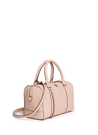 Front View - Click To Enlarge - Tory Burch - 'Brodie' small leather satchel