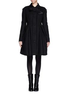 LANVINBow manteau coat