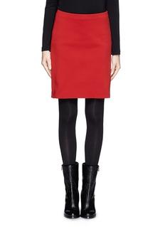 LANVINNeoprene pencil skirt