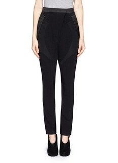 GIVENCHY Crepe pants