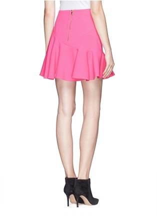 Back View - Click To Enlarge - Emilio Pucci - Asymmetric flounce skirt