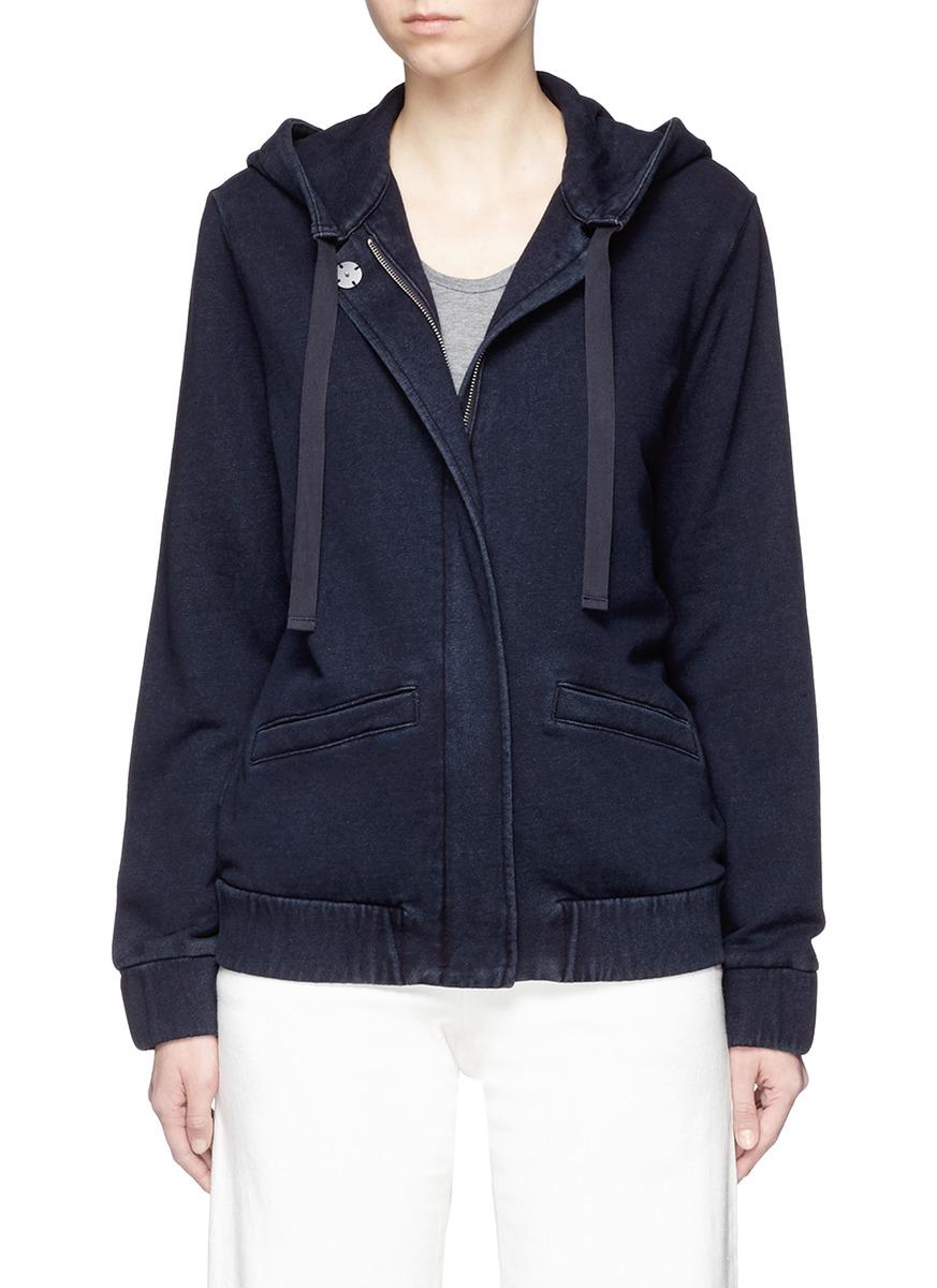 Latri zip hoodie by AG