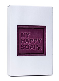 MY HAPPY SOAP(s) My Happy Soap — Fleur de Cassis (Blackcurrant Flower)