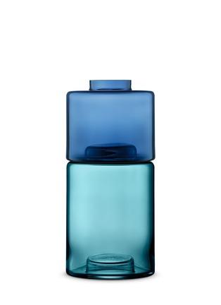 LSA-Stack双层叠置玻璃花瓶