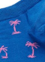Palm Beach low socks