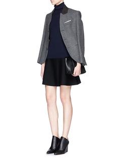 THEORY'Leenda B' turtleneck Merino wool sweater
